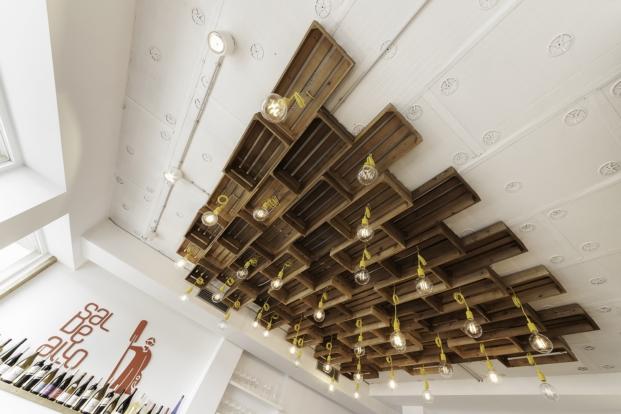 detalle del restaurante sal de allo o grove pontevedra  por nan arquitectos diariodesign