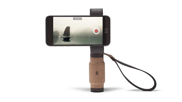 apple palo selfie shoulderpod S2 diariodesign