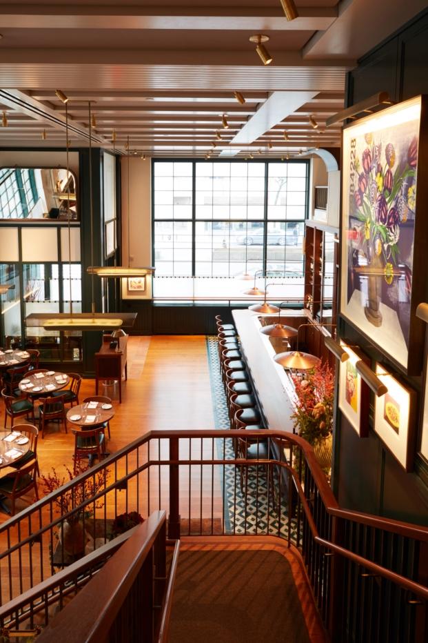 Restaurante en Manhattan del union square cafe
