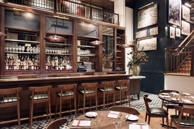 union square cafe new york por david rockwell