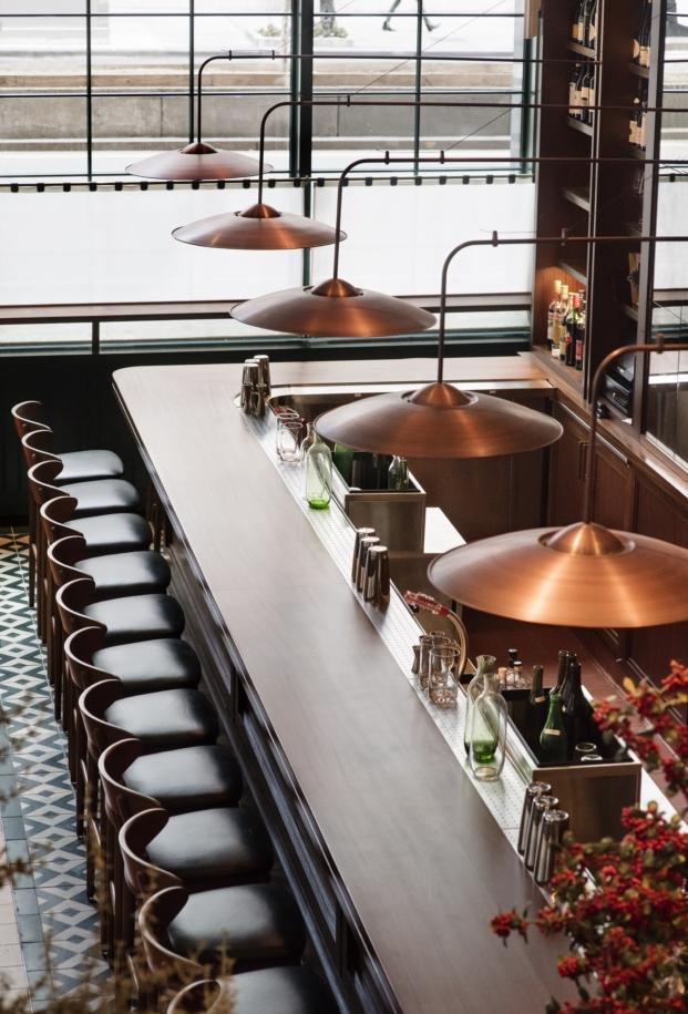 barra del union square cafe en new york rediseño del arquitecto david rockwell emily andrews