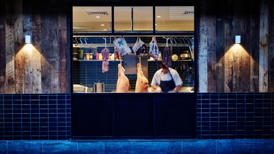 1888 Certified World Interiors News Award premio a la carniceria de Tom Mark Henry en sydney diariodesign