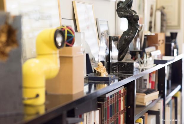 objetos diseñados por André Ricard