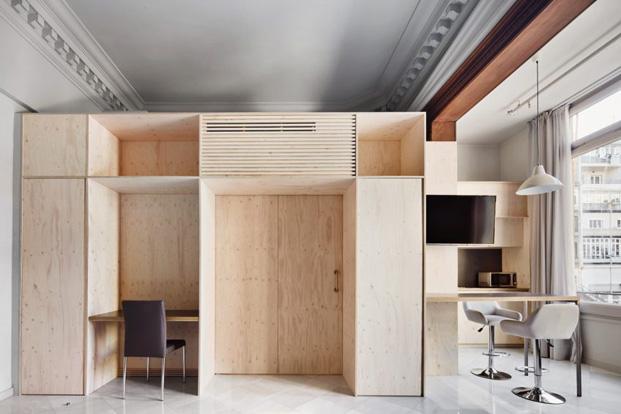 rehabilitacion aparthotel en barcelona diariodesign