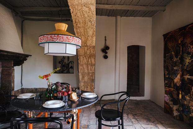 muebles Marco Zanuso para Cassina enHouse of artist en Italia diariodesign