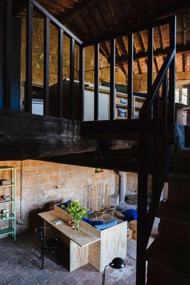 Airbnb House of artist Casa del Artistas en Italia diariodesign