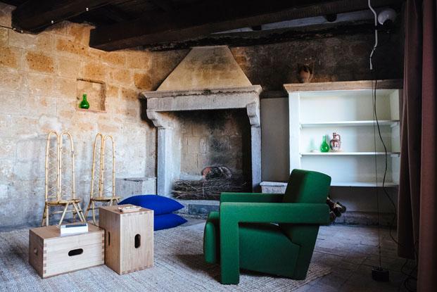 Airbnb Casa del Artista en Civita de Gerrit Rietvelddi Bagnoregio Italia