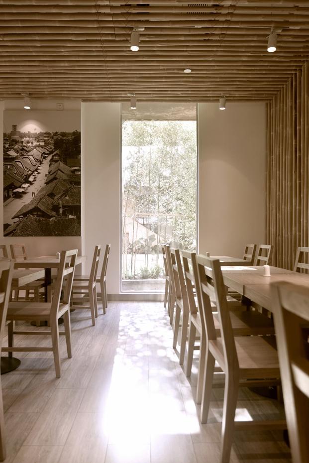 City Inn hotel Chu Chih Kang en China diariodesign