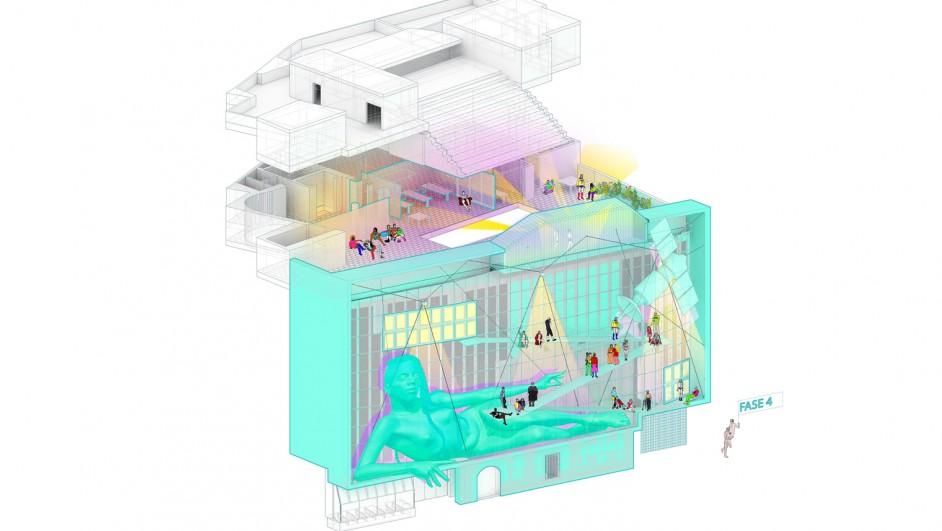 Ciudad en Proceso Concentrador de arquitectura ciudad y pensamiento CentroCentro exposicion cultura en Madrid diariodesign