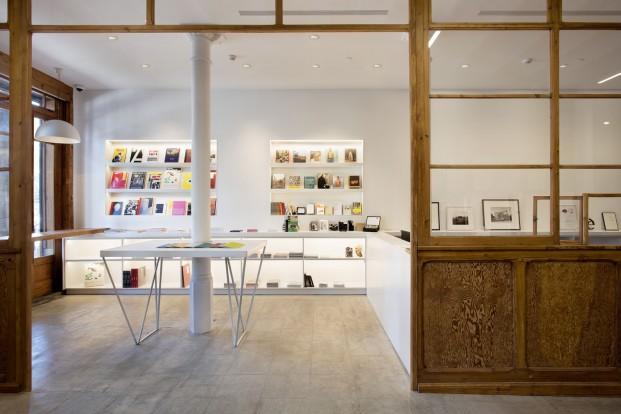foto colectania jaume pons arquitecto en el born de barcelona