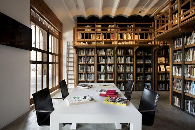 oficinas sede foto colectania barcelona