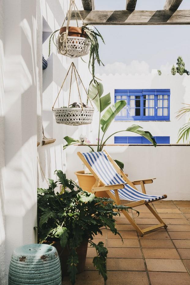 balcon Hotel Nereta Cadaques mediterraneo diariodesign