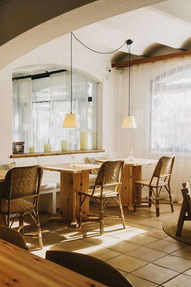 Hotel Nereta Cadaques restaurante mediterraneo diariodesign