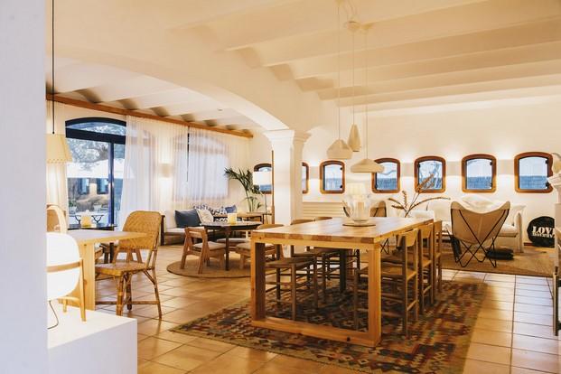 living Hotel Nereta Cadaques mediterraneo diariodesign