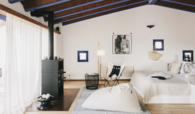 habitacion Hotel Nereta Cadaques mediterraneo diariodesign