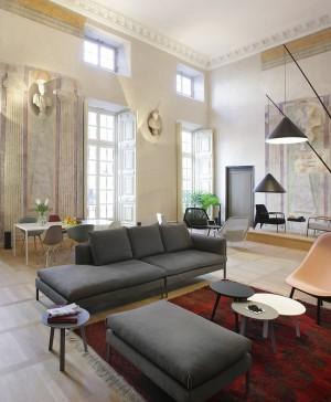Hotel Palazzo Grillo en Genova diariodesign