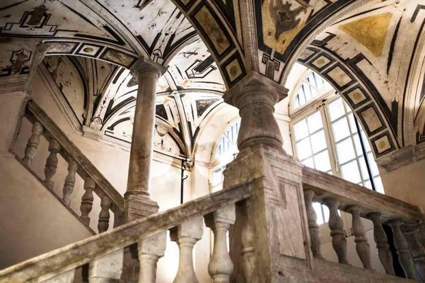 rehabilitacion Hotel Palazzo Grillo en Genova diariodesign