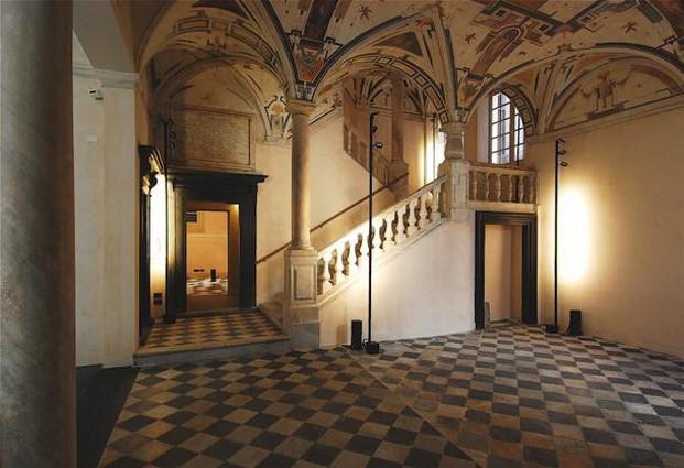 REhabilitacion del Hotel Palazzo Grillo en Genova diariodesign