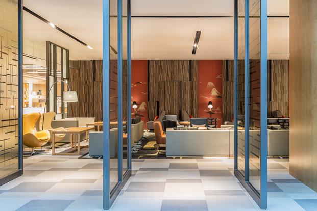 Hyatt Place Hotel Luoyang china moderna BLVD diariodesign