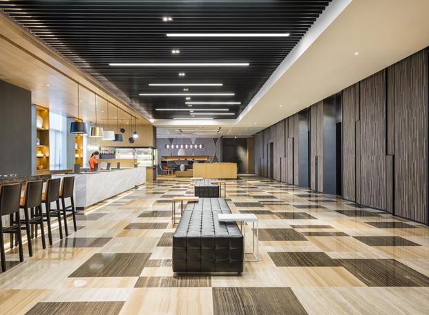 Hyatt Place Hotel Luoyang la china moderna BLVD diariodesign
