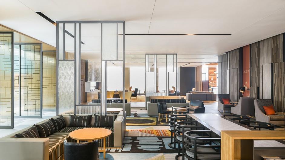 la china moderna en Hyatt Place Hotel Luoyang diariodesign