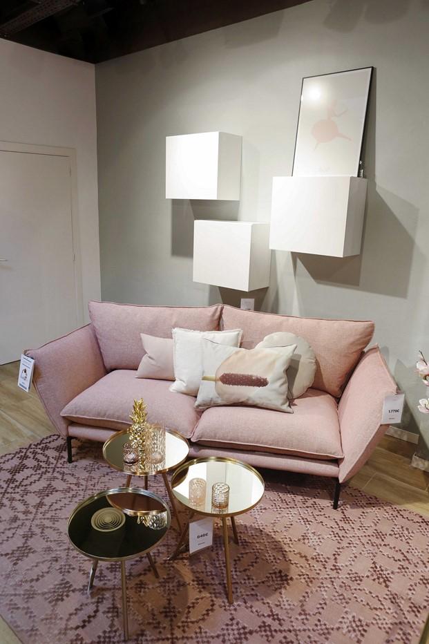 mobiliario en IDdesign store tienda en barcelona diariodesign
