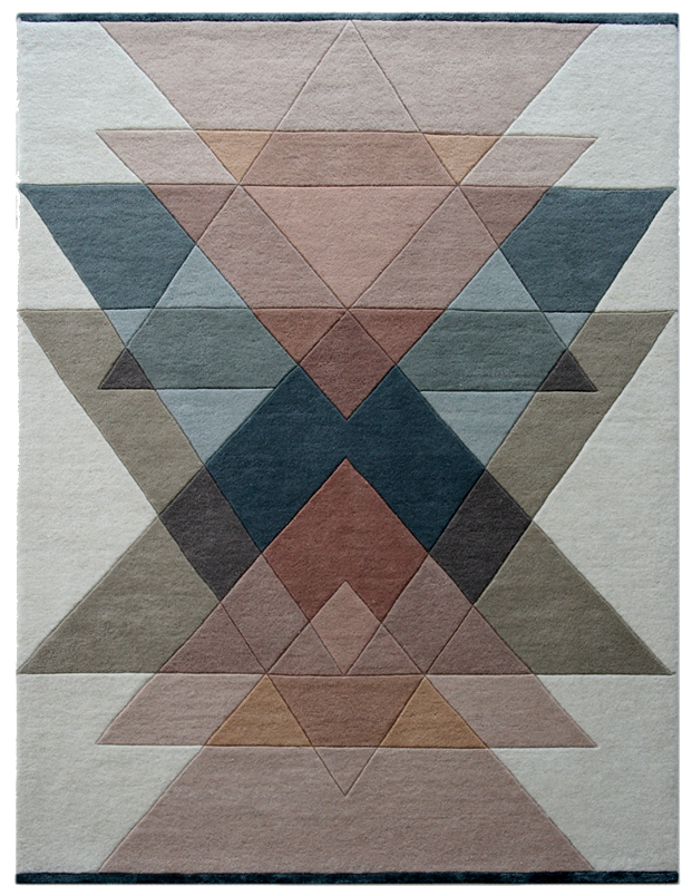 alfombra en IDdesign barcelona store diariodesign