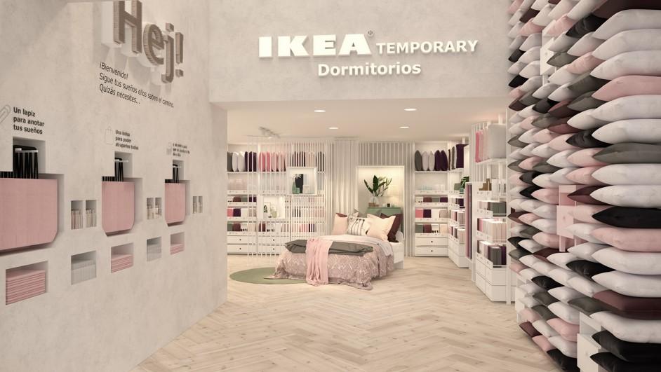 nueva tienda IKEA en Madrid dormitorios diariodesign
