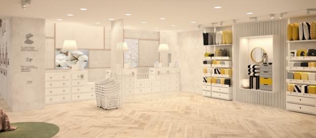 nueva tienda en el centro de IKEA Madrid de dormitorios diariodesign