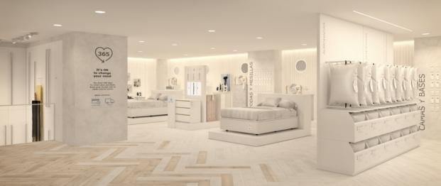 IKEA temporary en madrid tienda de dormitorios diariodesign