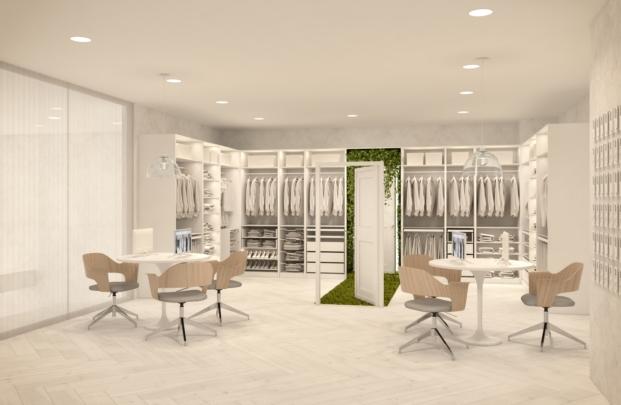 interior nueva tienda IKEA en madrid temporary de dormitorios diariodesign