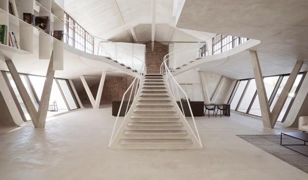 loft como es una casa moderna diariodesign