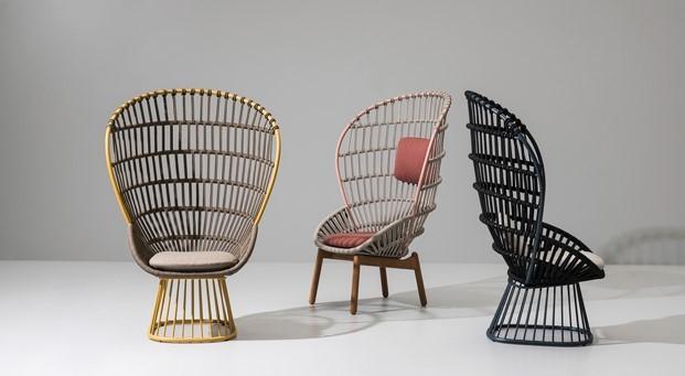 Milan 2017 foto diariodesign Set Lounge Cala de Doshi Levien Kettal