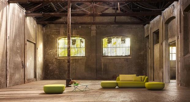 Paola Lenti Milan Design Week fábrica Orobia
