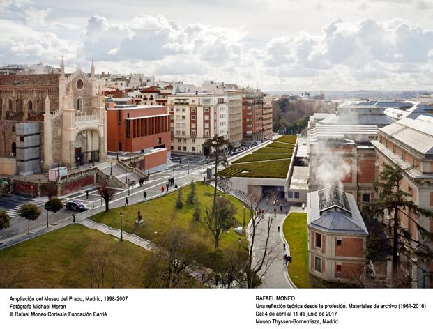 Rafael Moneo-Museo Thyssen-Bornemisza-Madrid-diariodesign-1