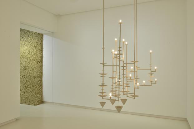 galeria Elviara gonzalez exposicion arte en madrid  sentido del olfato