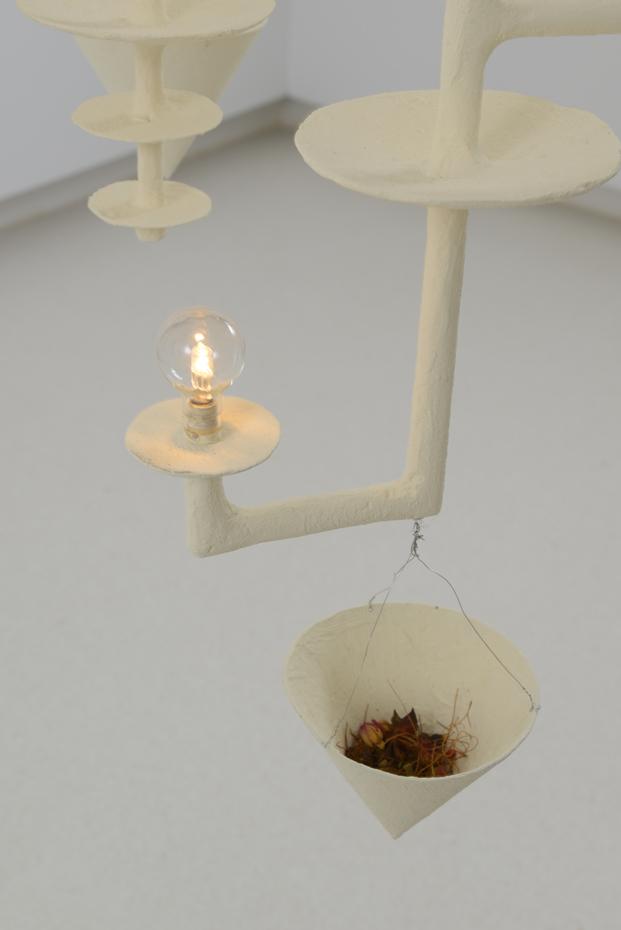 galeria Elviara gonzalez expo arte en madrid sentido del olfato