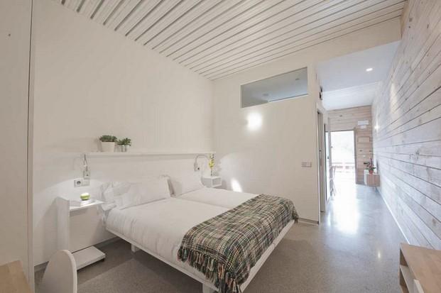 ecohotel Tierra del Agua apartamento junior suites en diariodesign