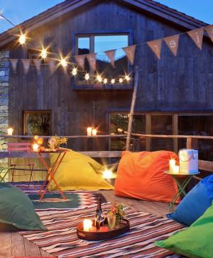 Chillout ecohotel Tierra Del Agua