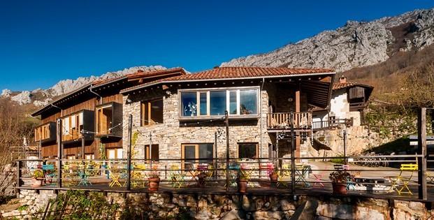 Ecohotel en Parque Natural de Redes