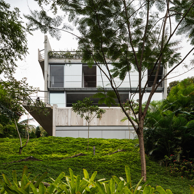 Ubatuba II de SPBR Arquitetos Nelson Kon en Brasil diariodesign