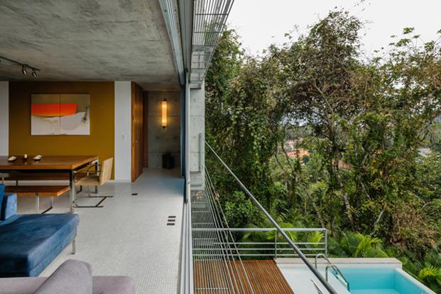 casa Ubatuba de SPBR Arquitetos en Brasil diariodesign
