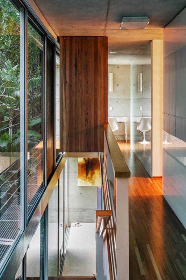 casa moderna en Ubatuba SPBR Arquitectos Nelson Kon Brasil diariodesign