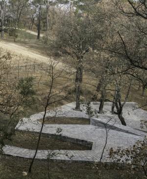 exposicion Ruyi Path por Ai Weiwei en Chateau La Coste