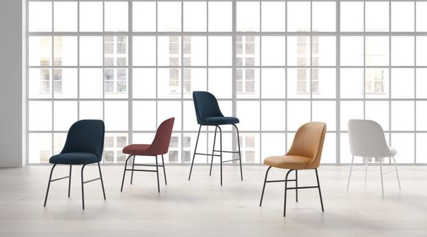 aleta coleccion sillas de jaime hayon para viccarbe