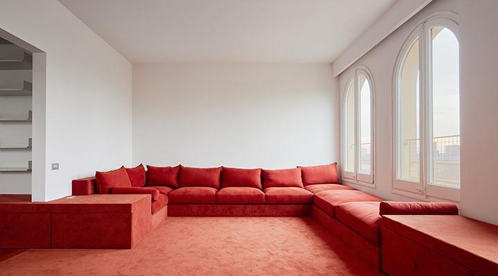 arquitectura g lluis companys reforma piso barcelona diariodesign