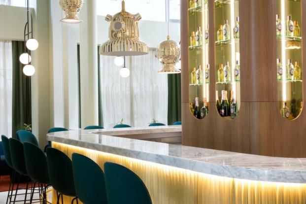 bar garra en hoteles en madrid barcelo torre de madrid de jaime hayon diariodesign