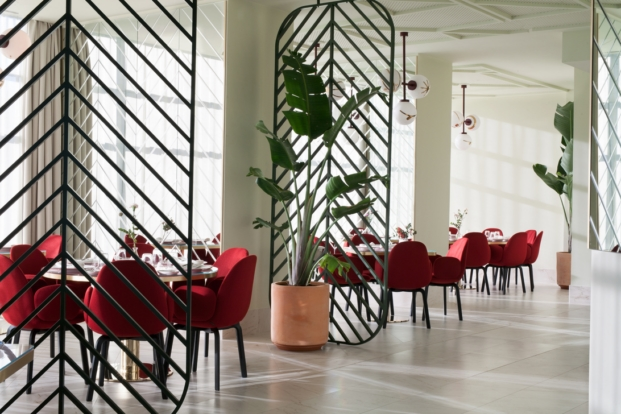 restaurante en el hotel barcelo torre de madrid jaime hayon diariodesign