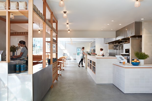 cafe bar panadería tartine manufactory en san francisco diariodesign