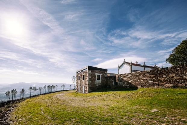 refugio en el norte de portugal   diariodesign